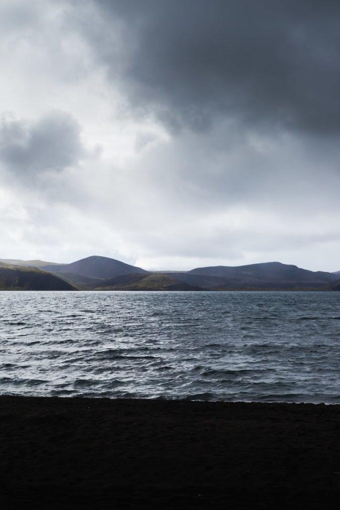 Lac islande les petites cuillères