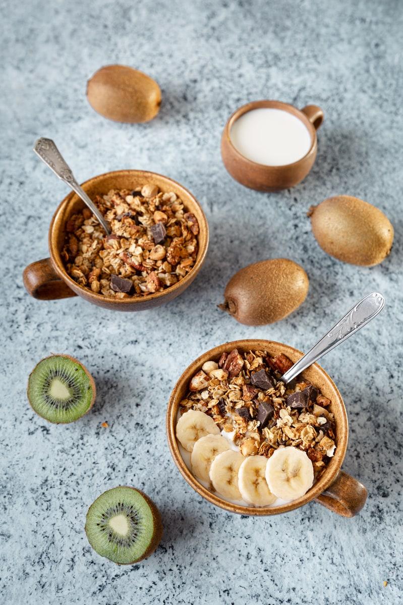 les recettes granola