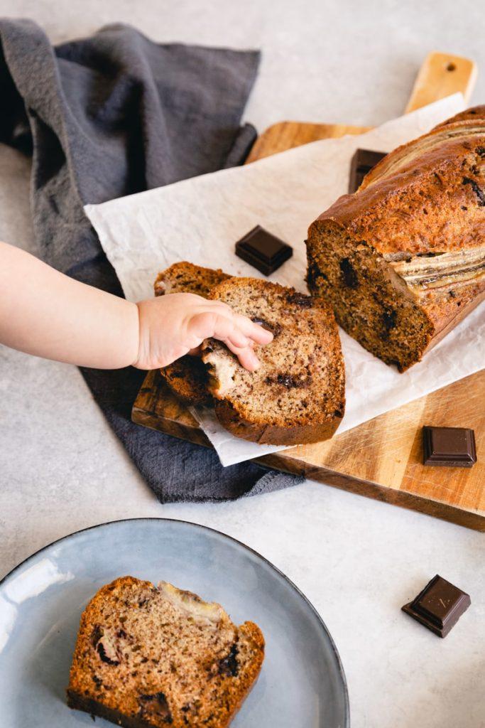 les recettes banana bread
