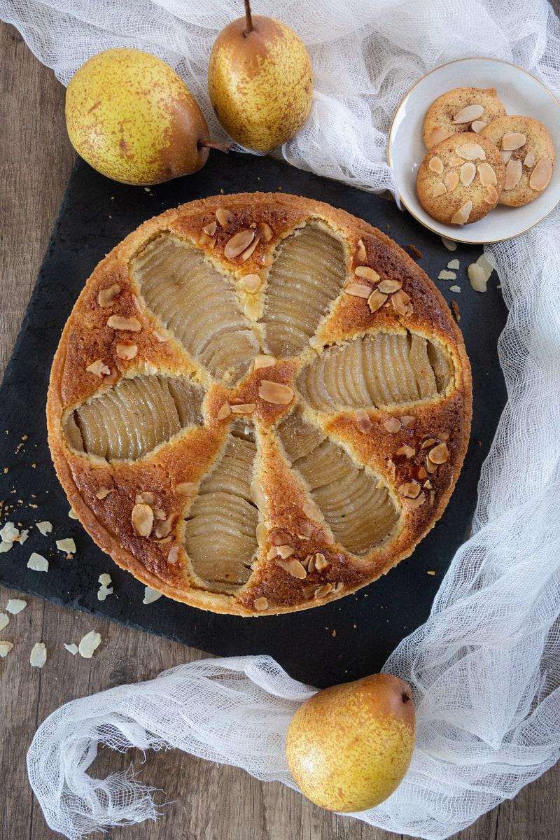 Photographie culinaire tarte bourdaloue